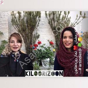 هاله جوادیه ملیکا شریفی نیا