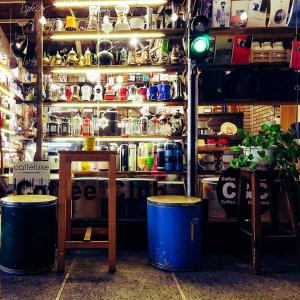 کافه ایستگاه
