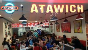رستوران عطاویچ شعبه ترکیه