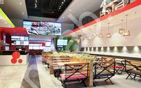 رستوران پرپروک شعبه برج میلاد