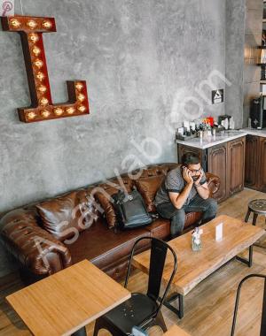 قهوه لمیز شعبه پاسداران